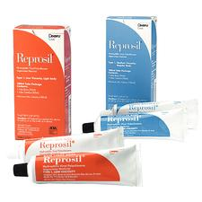 "Reprosil® Hydrophilic Vinyl Polysiloxane Impression Material – Cartridge Tubes Refill, Standard Package ""No Frill"""