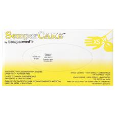Sempercare™ Vinyl Exam Gloves, 100/Box