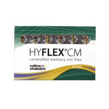 HyFlex® CM™ Controlled Memory NiTi Files – 25 mm, 6/Pkg