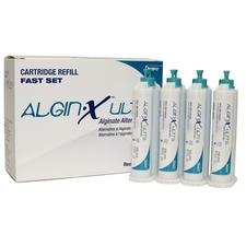 Algin•X™ Ultra Alginate Alternative – 50 ml Cartridge 4-Pack Refill, Fast Set