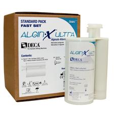 Algin•X™ Ultra DECA™ Alginate Alternative – 380 ml Cartridge Standard Pack, Fast Set