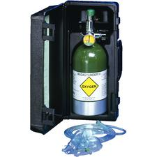 Oxy-Uni-Pak in Carrying Case – Oxygen Unit Kit, Fixed Flow Regulator