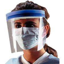 Disposable Face Shields – Latex Free, 24/Box