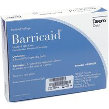 Barricaid® VLC Perio Surgical Dressing – 4 g Syringe, 4/Pkg