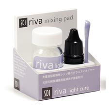 Riva Light Cure Glass Ionomer Restorative, Powder/ Liquid Kit