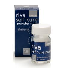 Riva Self-Cure Glass Ionomer Restorative, Powder Refill