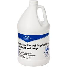 Patterson® Ultrasonic Cleaning Solutions – General Purpose, Nonammoniated, Blue, 1 Gallon