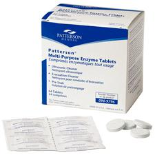 Patterson® Enzyme Tablets, 64/Pkg