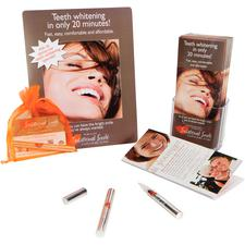 Sinsational Smile Teeth Whitening System Complete Package, 22% Carbamide Peroxide