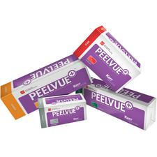PeelVue+™ Self-Sealing Pouches