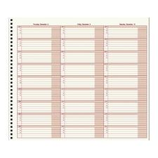 "Midsize Appointment Plus Appointment Book, 12-1/2"" x 11"""