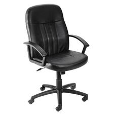 "BOSS Executive Chair, 24"" W x 42"" H x 20"" D"