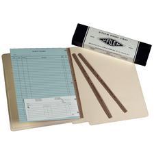 U-FILE-M® Binder Strip, 100/Box