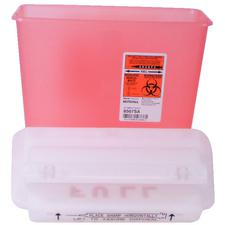 SharpStar™ Safety In-Room™ Sharps Containers with Counterbalanced Lid
