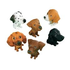 Big Head Dogs, Assorted, 12/Pkg