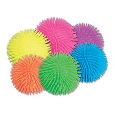 "Pon Pon Balls, Assorted Colors, 5 "", 12/Box"