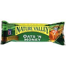 Nature Valley Granola Bars, 1.5 oz, 18/Box