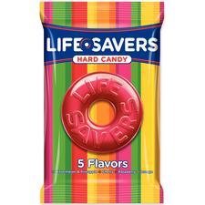 Lifesavers, 6.25 oz Bag