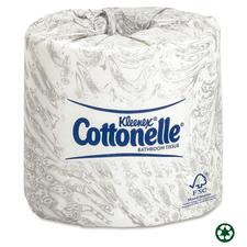 Kleenex Cottonelle 2-Ply Bathroom Tissue, 505 Sheets/Roll
