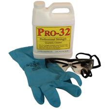 Pro-32 X-ray Processor Cleaning Solution – 32 oz Bottle with Accessories