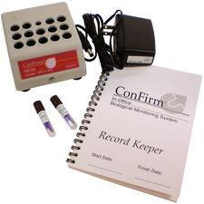 Système ConFirm® 24 professionnel de surveillance biologique, Trousse de départ