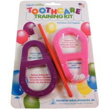 Toddler Toothcare Training Kit with Box, 12/Pkg