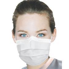 Masques à bandes auriculaires Ultra® Sensitive FogFree® – ASTM niveau 3, Blanc, 40/emballage