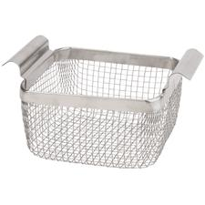 Quantrex® 90 Ultrasonic Cleaner Stainless Steel Mesh Basket