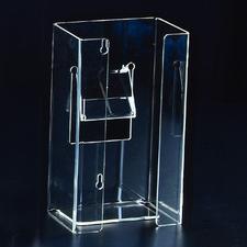 Support pour boîte de gants, transparent
