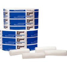 """Wrapped Cotton Rolls – 1-1/2"""", 2000/Pkg"""