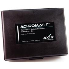 Achromat-T™ Esthetic Fiber Post System Introductory Set