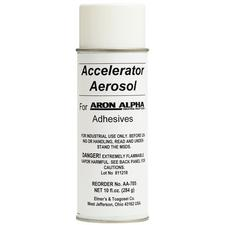 Accelerators – Aerosol, 10 oz Bottle