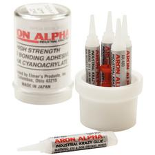 Aron Alpha® Instant Adhesives – Type 201, Light Viscosity