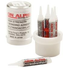 Aron Alpha® Instant Adhesives – Type 202, Medium Viscosity