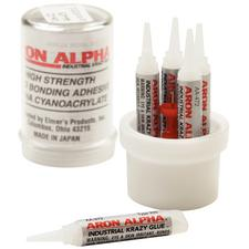 Aron Alpha® Instant Adhesives – Type 203, High Viscosity