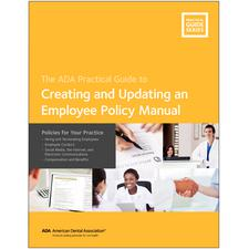 The ADA Practical Guide to Creating an Employee Policy Manual