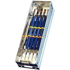 FlipTop™ A Series Cassette, Fixed Rack 5