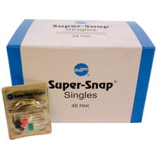 Super-Snap® Buff Disk – Mini Disks, 48/Pkg