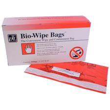 Bio-Wipe Bag, mitt 10/Box