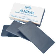 Alminax Bite Registration Wax – Metalized Compound, 9/Pkg