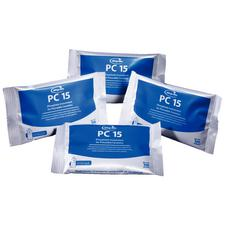 PC 15 Investment for Pressable Ceramics, 100/100 g Preweighed Packets