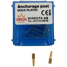 Anchorage Gold-Plated Posts – Refill, 12/Pkg