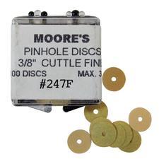 Disc Pinhole 100/Pkg