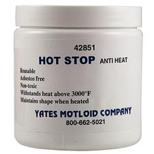 Hot Stop Heat Absorbing Compound, 8 oz