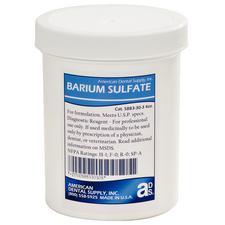 Barium Sulfate, 4 oz
