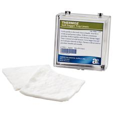 "Thermoz Soft Sagger Tray Liners – 1/4"" Round, 6/Pkg"