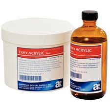 Tray Acrylic Material, 1 lb Kit