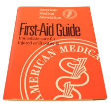 AMA First Aid Guidebook