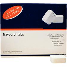 Tablettes Traypurol – Tablettes actives, 50/emballage