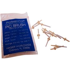 Pic Brush Tip Refills, 12/Pkg
